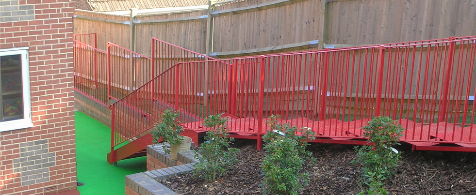 External Staircases